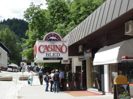 Casino Bled - Park Hotel, Bled, Slovenia | Live Casino Directory