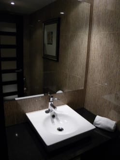 g stetoilette hotel melia barcelona sarri. Black Bedroom Furniture Sets. Home Design Ideas
