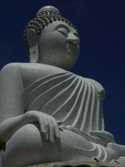 Big Buddha ohne Gerüst - Big Buddha