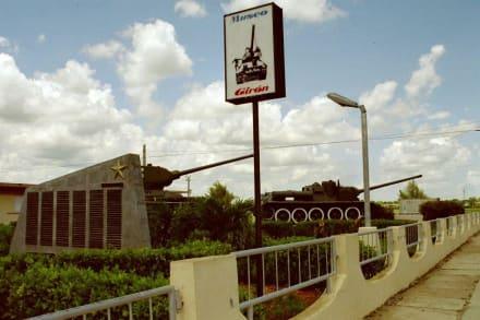 Museum an der Playa Giron - Schweinebucht