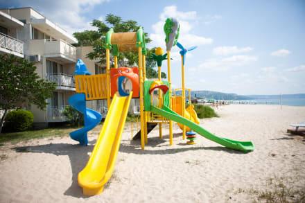 Kids slide -