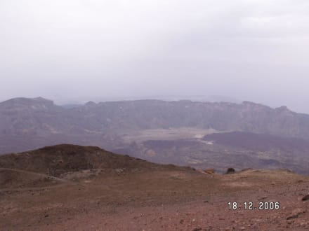 Im Nationalpark - Teide Nationalpark