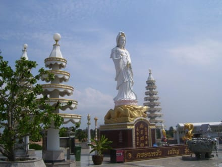Figuren - Tempel