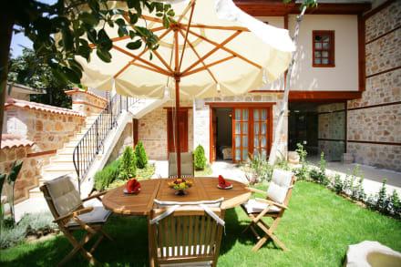 Front garden -
