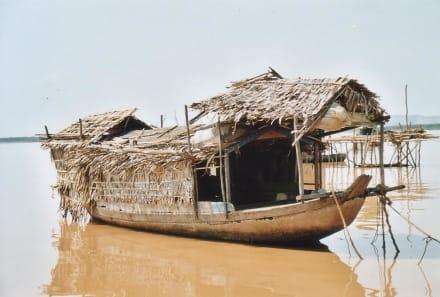 Hausboot - Dorf Chong Kneas