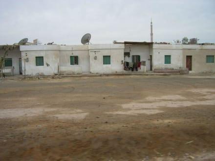 armselige Wohnungen in Hurghada - Zentrum Hurghada