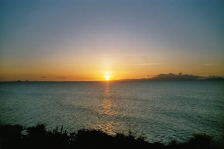 Sonnenuntergang bei Juan Griego - Juan Griego