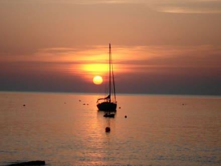 Sonnenaufgang - Isla Contadora