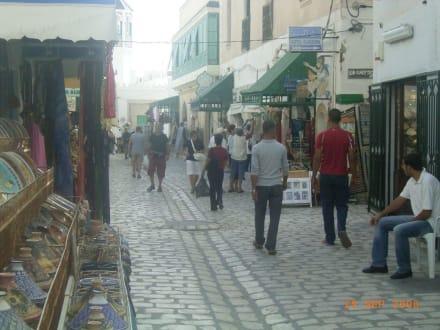 Markttag in Mahdia - Altstadt Mahdia
