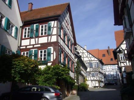 Kurze Gasse - Altstadt Sindelfingen
