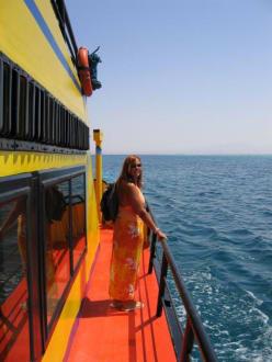 Hinfahrt - Sindbad Submarine
