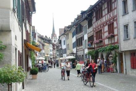 Stadt/Ort - Altstadt Stein am Rhein