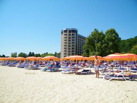 Hotel kaliakra beach (4.5 hvězdiček)