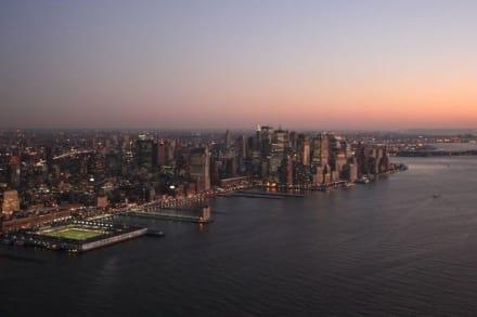 Helikopterrundflug - Helikopter-Rundflug New York