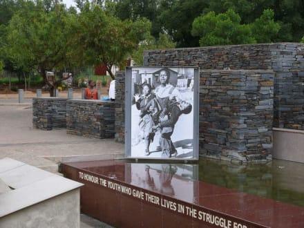 Gedenkstätte 16.Juni - Soweto