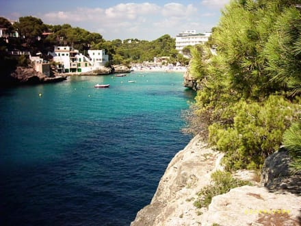 Die traumhafte Bucht - Bucht von Cala Santanyi