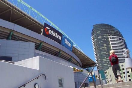 Telstra Dome - Telstra Dome