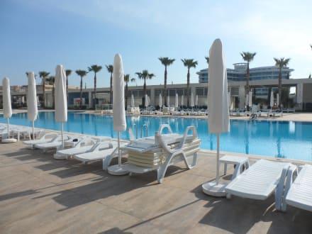 Piscine  - Hotel Kervansaray Kundu Beach