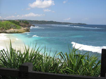 """""""Dream Beach"""" Nusa Lembogan - Insel Nusa Lembongan"""