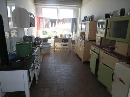 Küche aus den sechziger Jahren - DDR Museum Thale