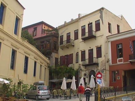 Chania - Altstadt Chania