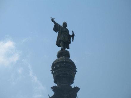 Barcelona - Kolumbusdenkmal