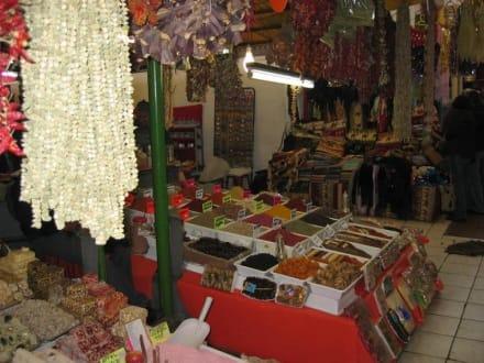 Basar in Antalya - Bazar