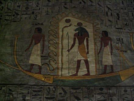 Grab Ramses 1 - Tal der Könige