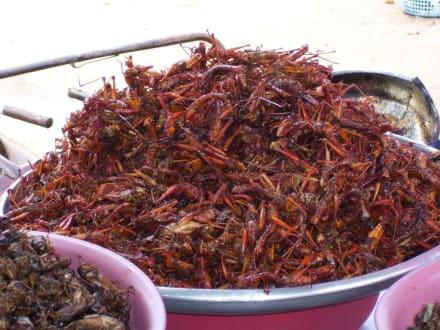 Insekten - Markt
