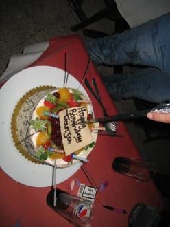 Geburtstag - Captain Jack Restaurant Bar