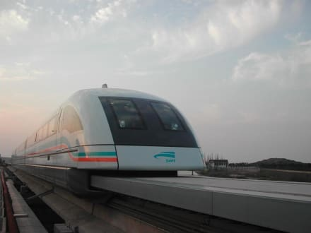 Chinas neues Transportmittel - Transrapid