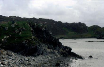 Die Küste von Innishbofin Island - Innishbofin Island