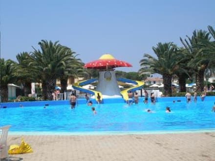 Kinderpool - Acqua Village