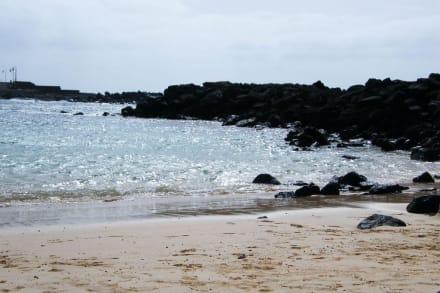 Strand - Playa Bastian