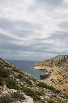 Strand/Küste/Hafen - Amorgos