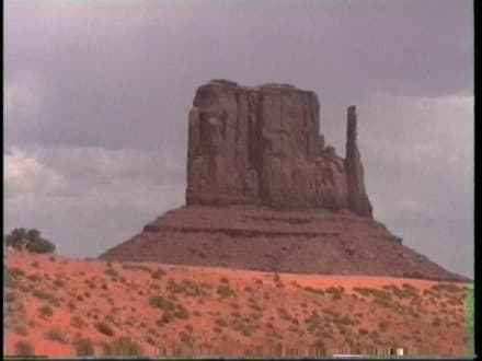 Im Monument Valley - Monument Valley Navajo Tribal Park