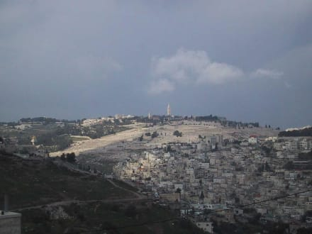 Jerusalem Ölberg - Ölberg
