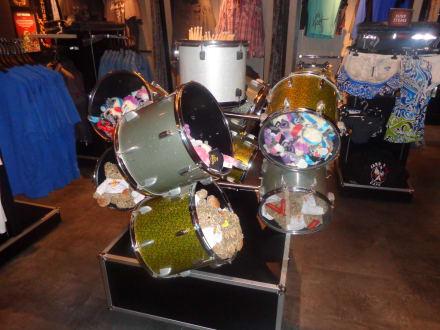 Im Shop - Hard-Rock Cafe