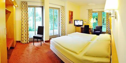 Zimmer - Hotel Amalienburg