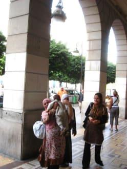 Mehrere Generationen - Altstadt Tunis