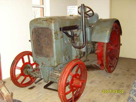 Ein Deutz von 1938! - Landwirtschaftsmuseum Meldorf