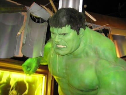 Hulk - Madame Tussauds