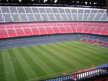Nou Camp Stadion - Camp Nou Stadion