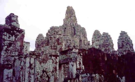 Angkor Thom - Tempel im Dschungel - Tempel Angkor Thom