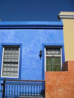 Bunte Fassade - Bo-Kaap