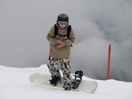 Berg/Vulkan/Gebirge - Skigebiet Bad Kleinkirchheim