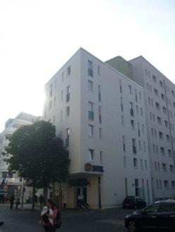 Außenansicht Hotel Best Western am Spittelmarkt - BEST WESTERN Hotel am Spittelmarkt