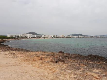 Ausblick nach Cala Millor - Strand Cala Millor