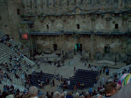 """""""Wetten dass?"""" in Aspendos - Theater von Aspendos"""