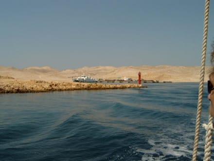 Hafen von Rab - Hafen Rab